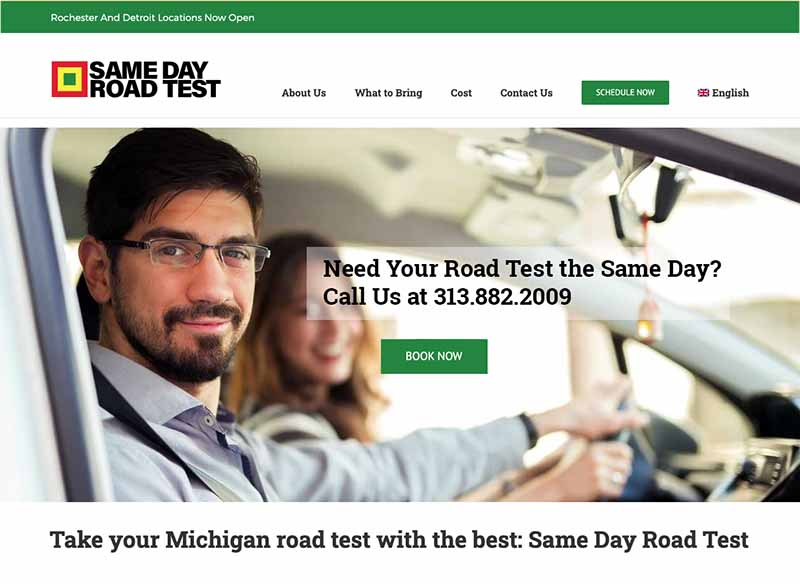 Same Day Road Test